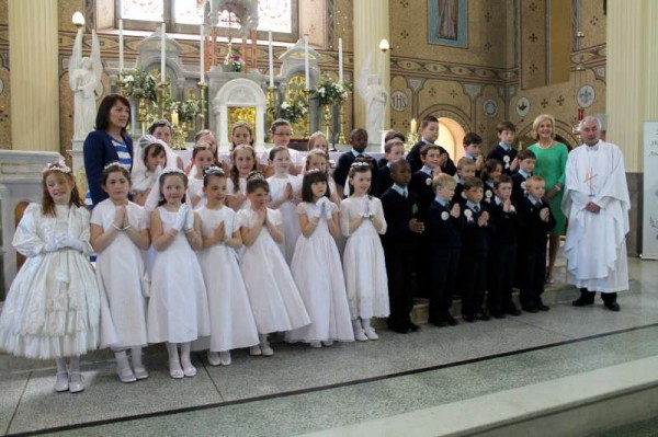 25Millstreet First Holy Communion 17th May 2014 -800
