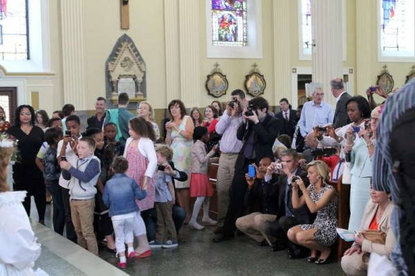 45Millstreet First Holy Communion 17th May 2014 -800
