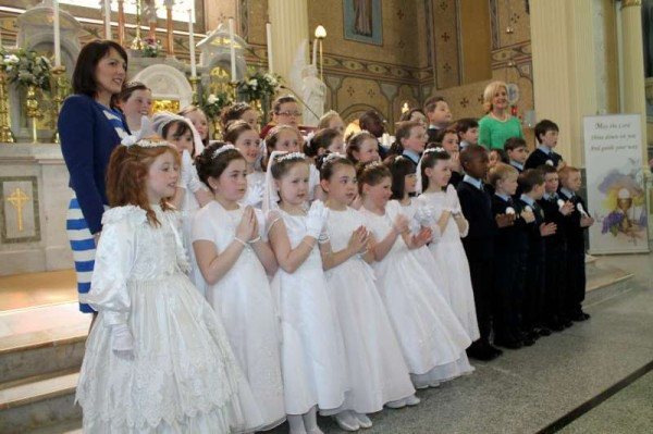 49Millstreet First Holy Communion 17th May 2014 -800