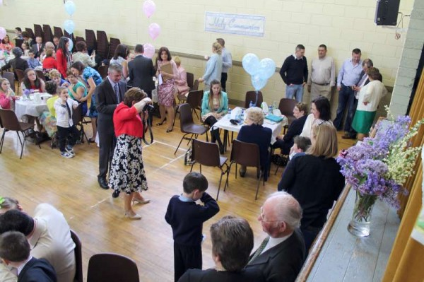 80Millstreet First Holy Communion 17th May 2014 -800