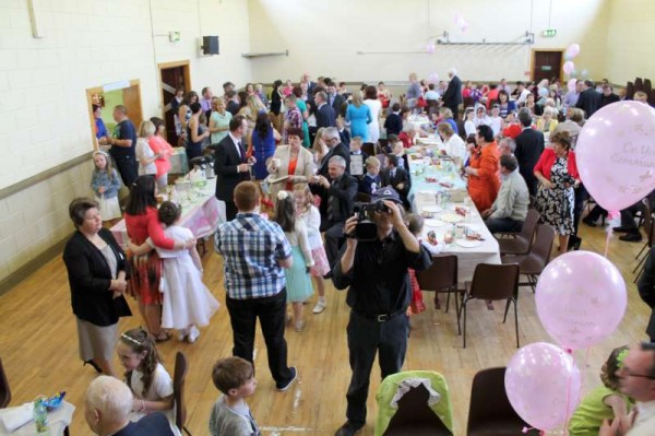 83Millstreet First Holy Communion 17th May 2014 -800