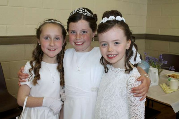 87Millstreet First Holy Communion 17th May 2014 -800