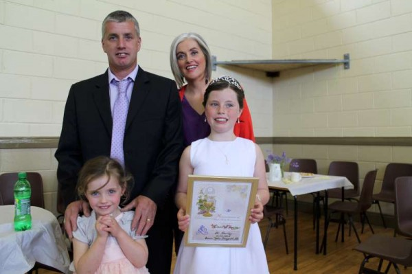 88Millstreet First Holy Communion 17th May 2014 -800