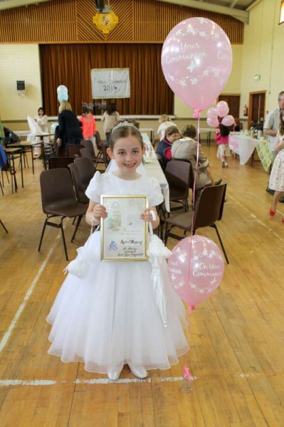 90Millstreet First Holy Communion 17th May 2014 -800