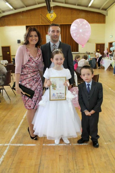 91Millstreet First Holy Communion 17th May 2014 -800