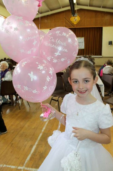 92Millstreet First Holy Communion 17th May 2014 -800