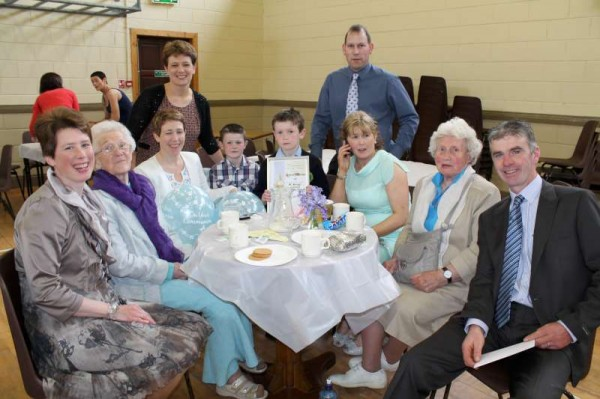 93Millstreet First Holy Communion 17th May 2014 -800