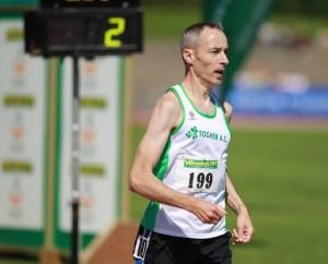 2014-06-15 Tony Kelleher running