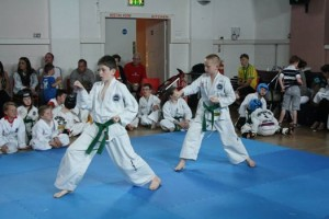 2014-06-20 Millstreet's new 6th Kup Green belts 03
