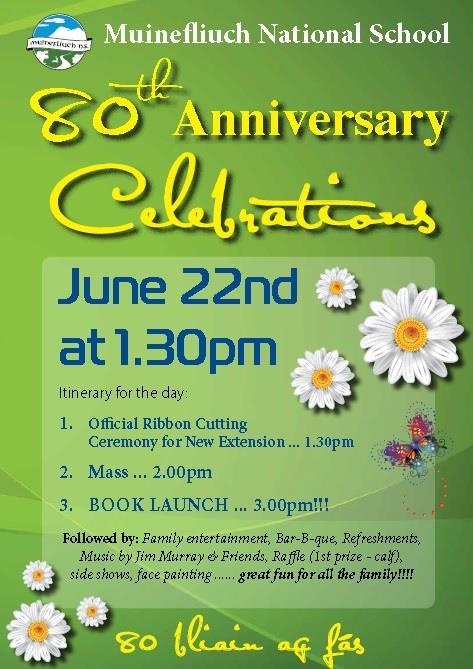 2014-06-22 Muinefluich NS 80th anniversary celebrations