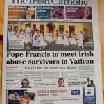 Irish Catholic featuring Millstreet 2014