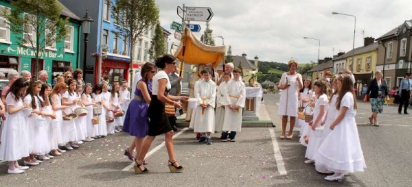 48Millstreet Corpus Christi Procession 22nd June 2014 -800
