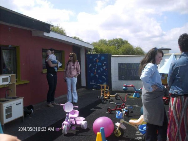 4Open Day 2014 at Rathcoole Playschool-800