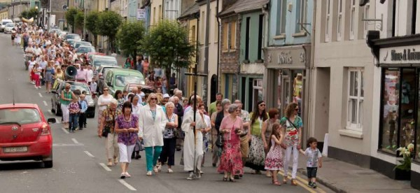 55Millstreet Corpus Christi Procession 22nd June 2014 -800