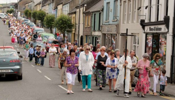 57Millstreet Corpus Christi Procession 22nd June 2014 -800