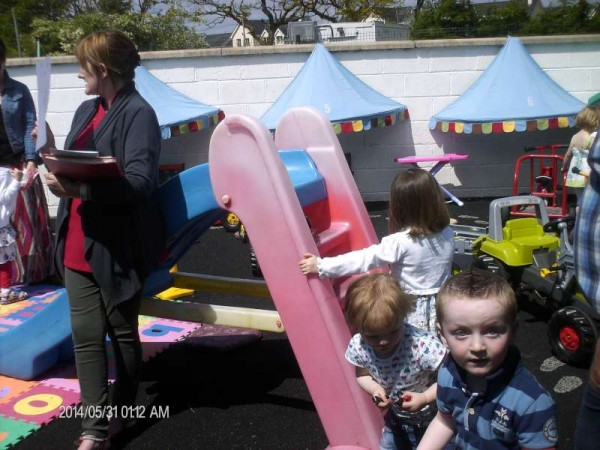 7Open Day 2014 at Rathcoole Playschool-800