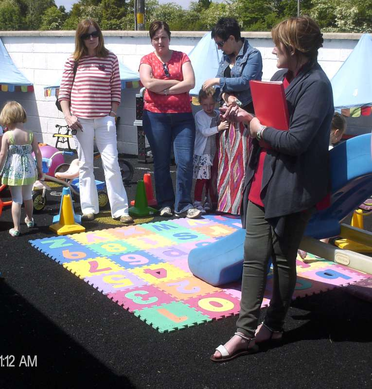 8Open Day 2014 at Rathcoole Playschool-800