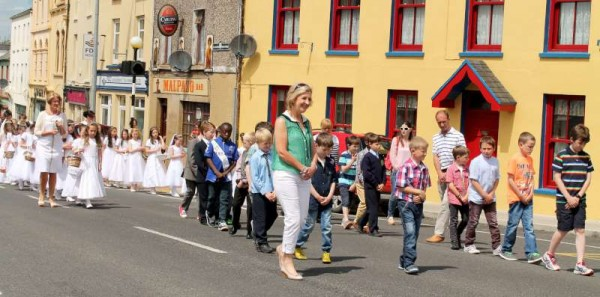 9Millstreet Corpus Christi Procession 22nd June 2014 -800