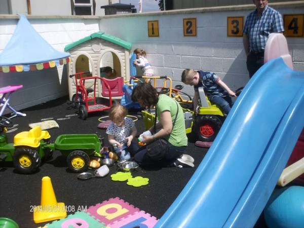 9Open Day 2014 at Rathcoole Playschool-800