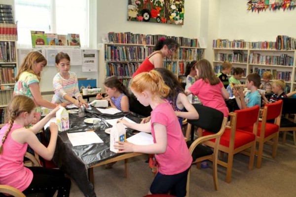 0Millstreet Library Summer Arts Workshop 23rd July 2014 -800