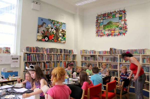 1Millstreet Library Summer Arts Workshop 23rd July 2014 -800