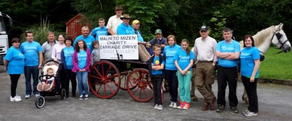 2014-07-15 Taking the horse from Malin to Mizen