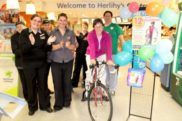 2Cyclothon at Herlihy's Centra Millstreet 4th July 2014 -800