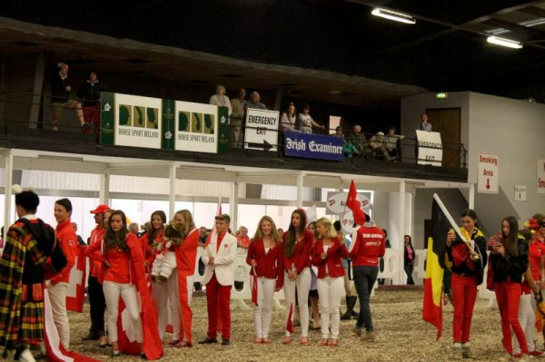 2Official Opening of European Pony Championships 2014 -800