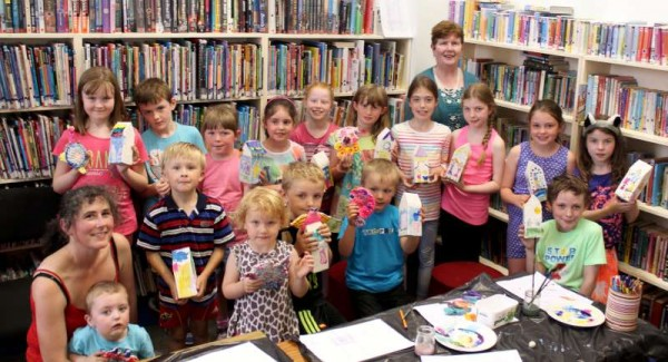 3Millstreet Library Summer Arts Workshop 23rd July 2014 -800