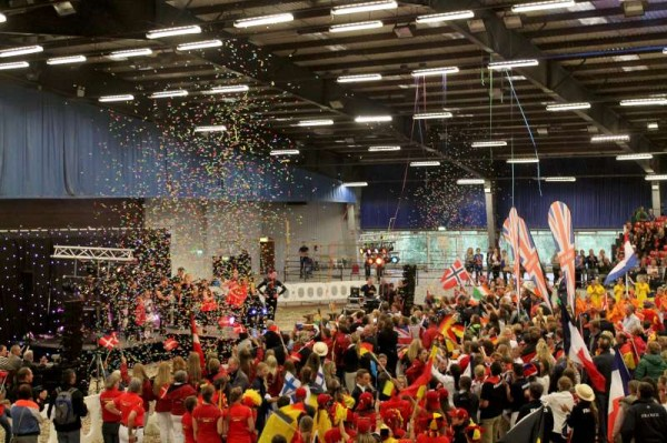 8Official Opening of European Pony Championships 2014 -800