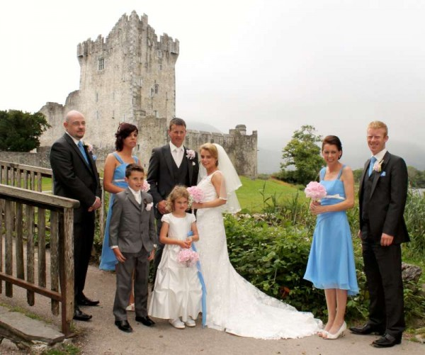 93Wonderful Wedding of Elaine & Niall - Part 1-800