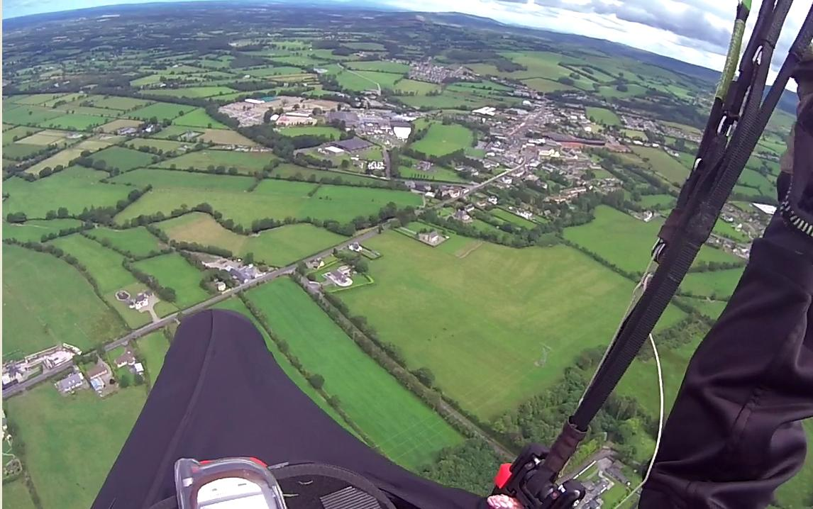 2014-07-26 Millstreet from above in paragliders 03