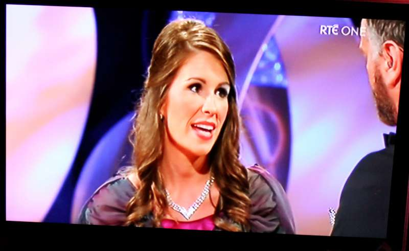 27Mary Hickey Kerry Rose 2014 on Live Television -800