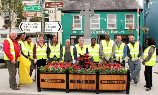 3International Support for Millstreet Tidy Towns 2014 -800