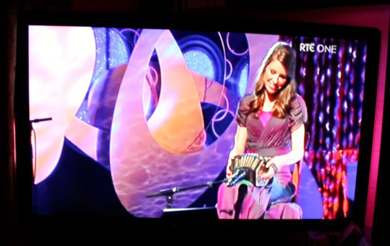 46Mary Hickey Kerry Rose 2014 on Live Television -800