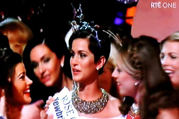 Rose of Tralee 2014 - The Philadelphia Rose