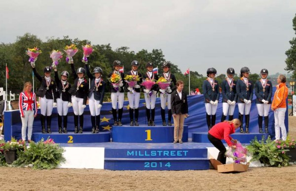 56Thursday 31st August 2014 at Euro Pony Event -800