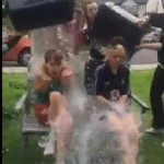 Chelsea Byrne - Ice Bucket Challenge
