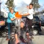 Jerry Pat O'Leary - Ice Bucket Challenge in the Square Millstreet