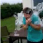 Veronica Perdistatt - Ice Bucket Challenge