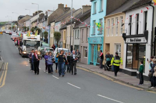 11Victory Parade for Millstreet Football Champions 2014 -800