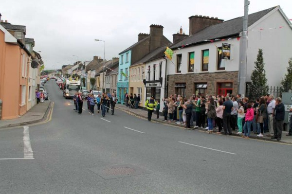 12Victory Parade for Millstreet Football Champions 2014 -800