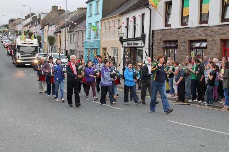 14Victory Parade for Millstreet Football Champions 2014 -800