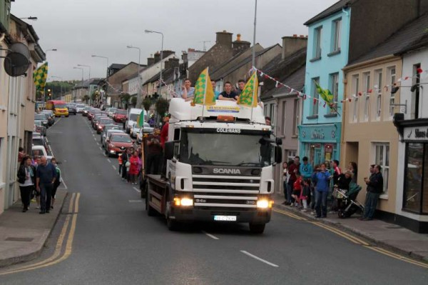16Victory Parade for Millstreet Football Champions 2014 -800