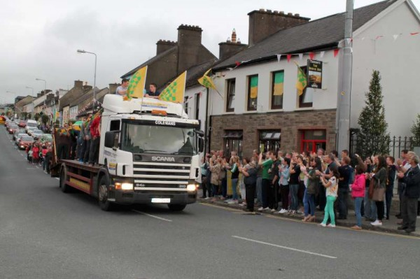 17Victory Parade for Millstreet Football Champions 2014 -800