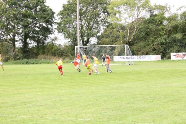 1Matches at Los Zarcos Pitch 30th Aug. 2014 -800