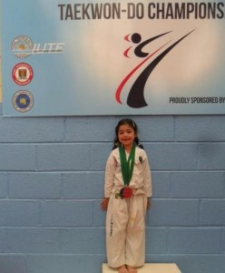 2014-09-14 TKD Championships in Grenagh - Caraiosa Foley