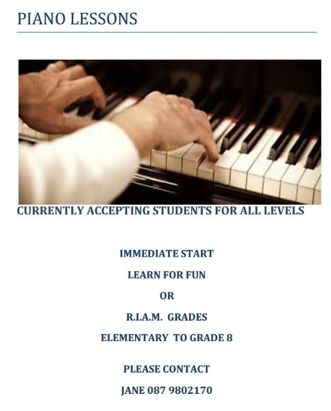 2014-09-15 Piano Lessons - poster 2