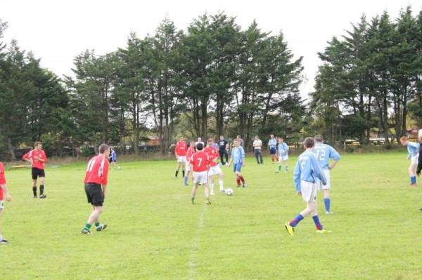 22Matches at Los Zarcos Pitch 30th Aug. 2014 -800