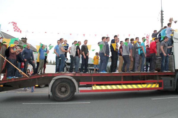 23Victory Parade for Millstreet Football Champions 2014 -800